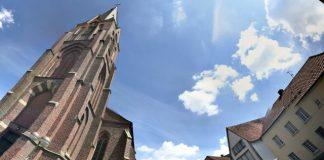 Kirchplatz Erle St. Silvester