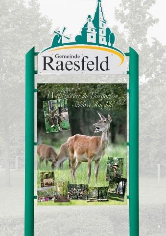 Raesfeld Waldzauber-im-Tiergarten