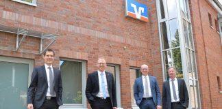 Vorstände Volksbank Erle und Raesfeld