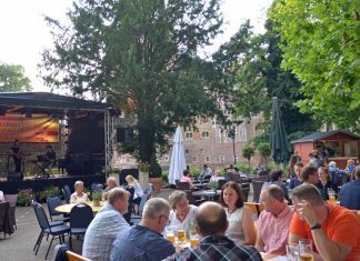 Kulturterrasse-Raesfeld