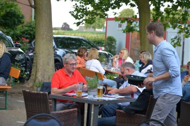 Kulturterrasse Raesfeld mit Wolfgang Kuhmann