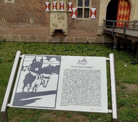 Schautafeln in Raesfeld