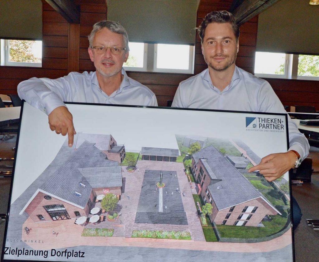 Architekten-Thieken-Dorfgemeinschaftshaus