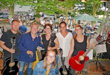 Nickelmann und Gitarrenschüler Konzert