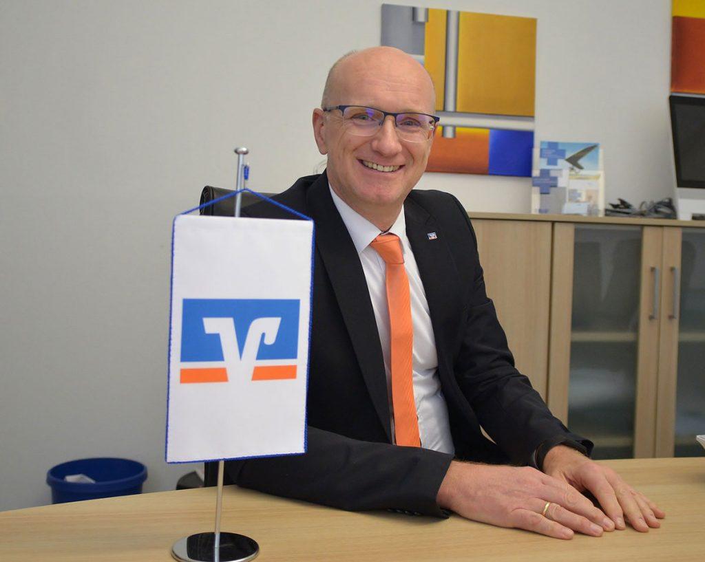Ralf-Steiger-Volksbank-Schermbeck