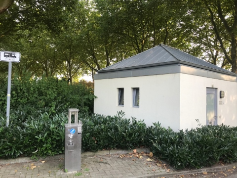 Wohnmobil-Stellplatz Raesfeld Graf Alexander