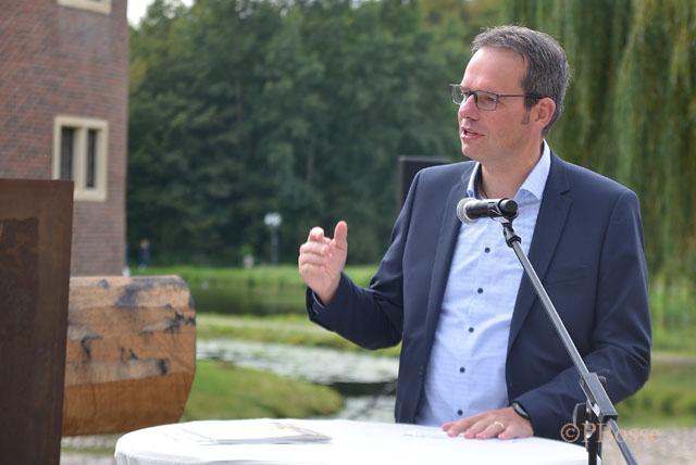 Eröffnung Skulpturenweg Andreas Grotendorst