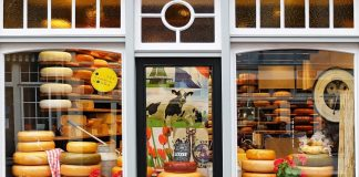 Einkaufen in Corona Winterswijk