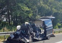 Tödlicher Unfall A 31 Rhade-Lembeck