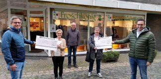 Froschkönig-Raesfeld-Spende