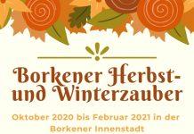 Winterzauber Stadt Borken
