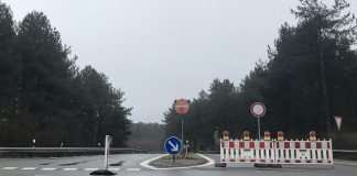 Dorsten-Autobahnauffahrt-Freudenberg-A31