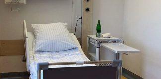 Krankenhaus-Bett-CovidKreis Borken