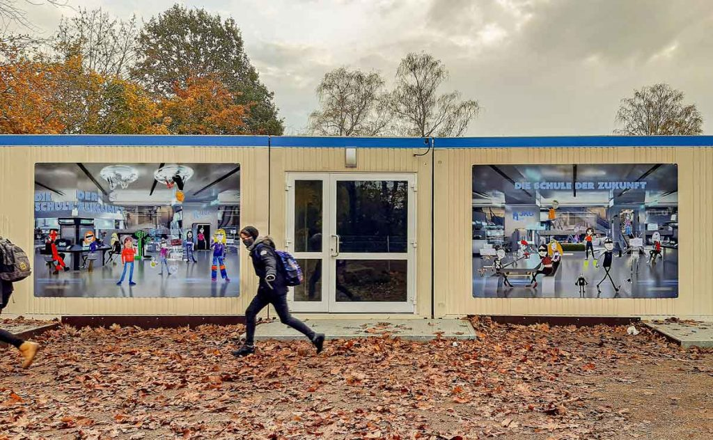Kreativwand-Pavillon-Gesamtschule-Raesfeld