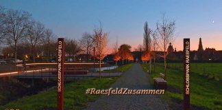 Raesfeld-Zusammen-Schlossallee