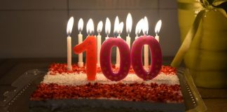 GEburtstag 100 Jahre