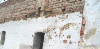 Klagemauer in Erle