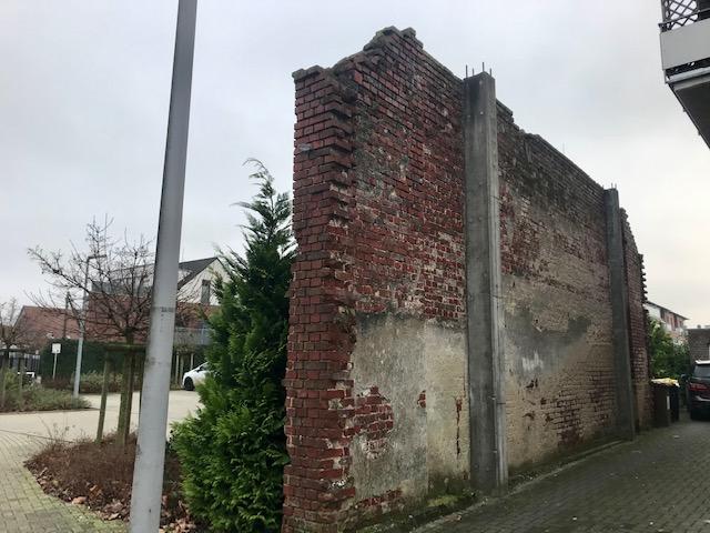 Klagemauer in Raesfeld