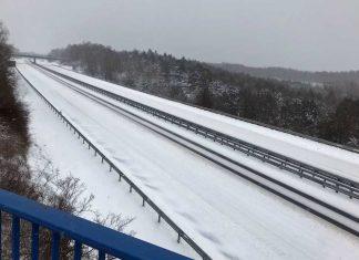 Autobahn-31-Schnee-2021