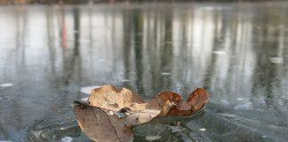 Betreten Eisfläche verboten