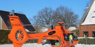 Rettungshubschrauber-Arbeitsunfall-in-Erle