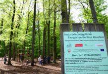 Spielplatz Naturerlebnis Schloss Raesfeld Tiergarten