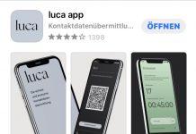 Luca App im Kreis Borken