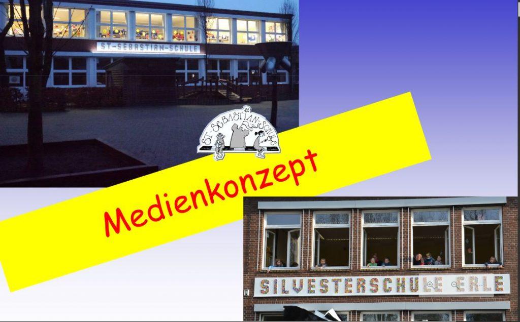 Medienkonzept Schule Raesfeld Erle