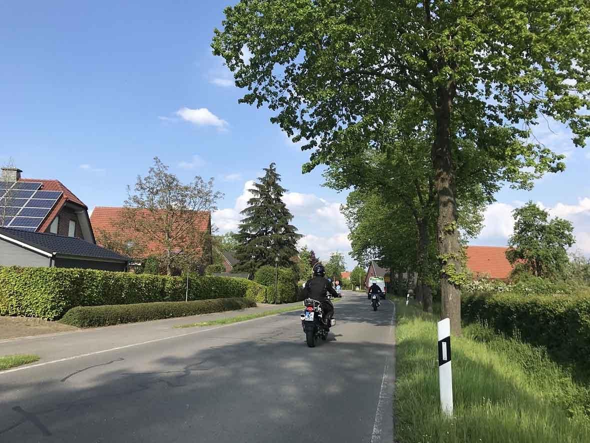 Geschwindigkeitskontrolle-Marienthaler-Strasse-Erle