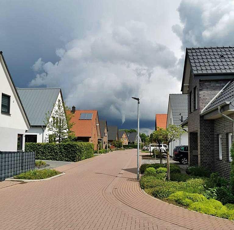 Windhose-über-Weseke