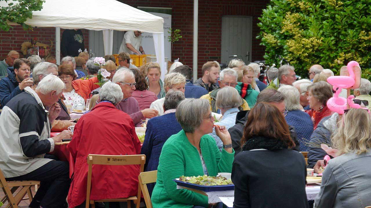 Bürgerstiftung-Raesfeld-Bürgerfrühstück-