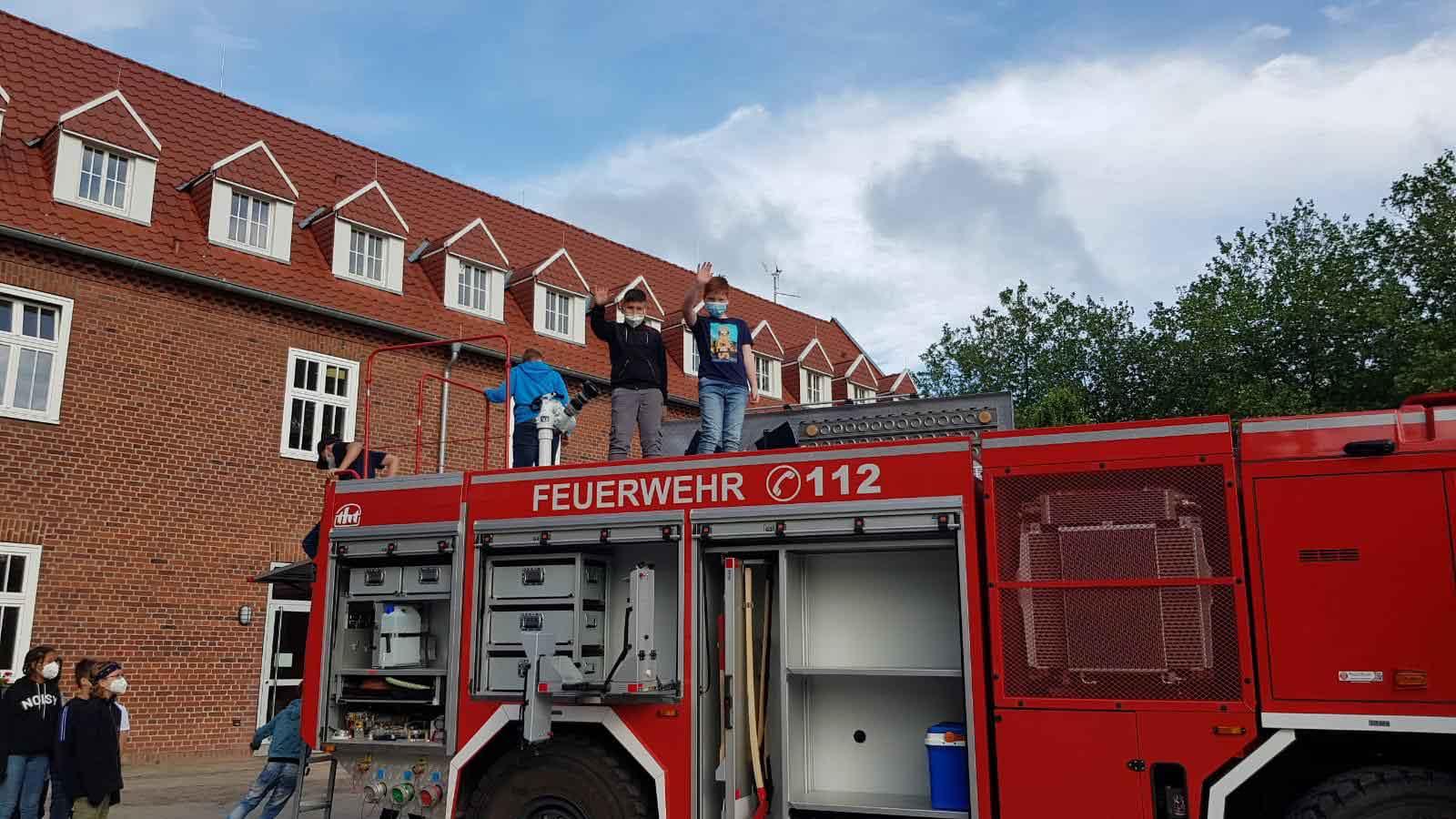 Feuerwehr-Gesamtschule-Raesfeld