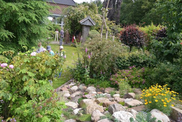 Garten Natur