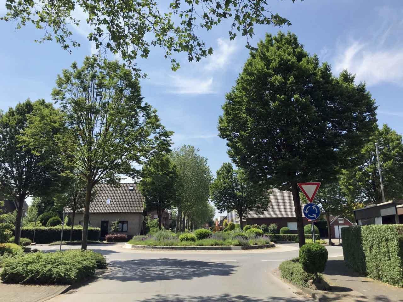 Kreisverkehr-Südring-Raesfeld