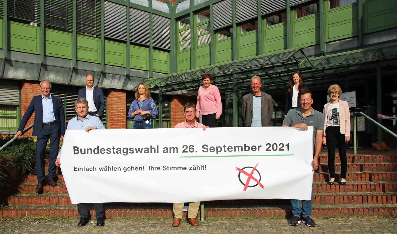 Bundestagswahlen-Kreistag-Borken