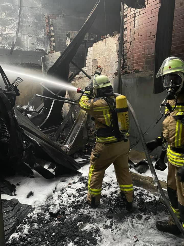 Feuerwehr Raesfeld Vreden