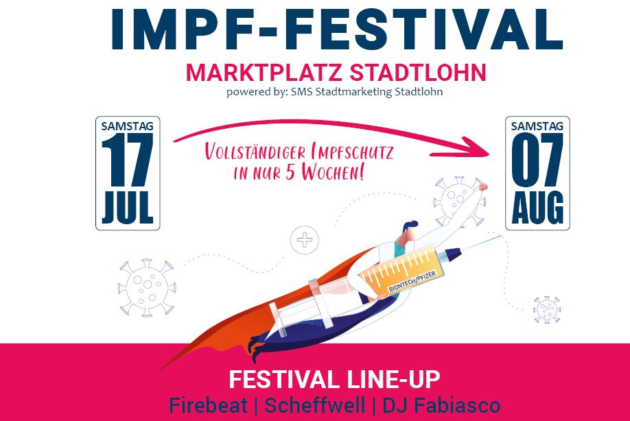Impf-Festival NRW