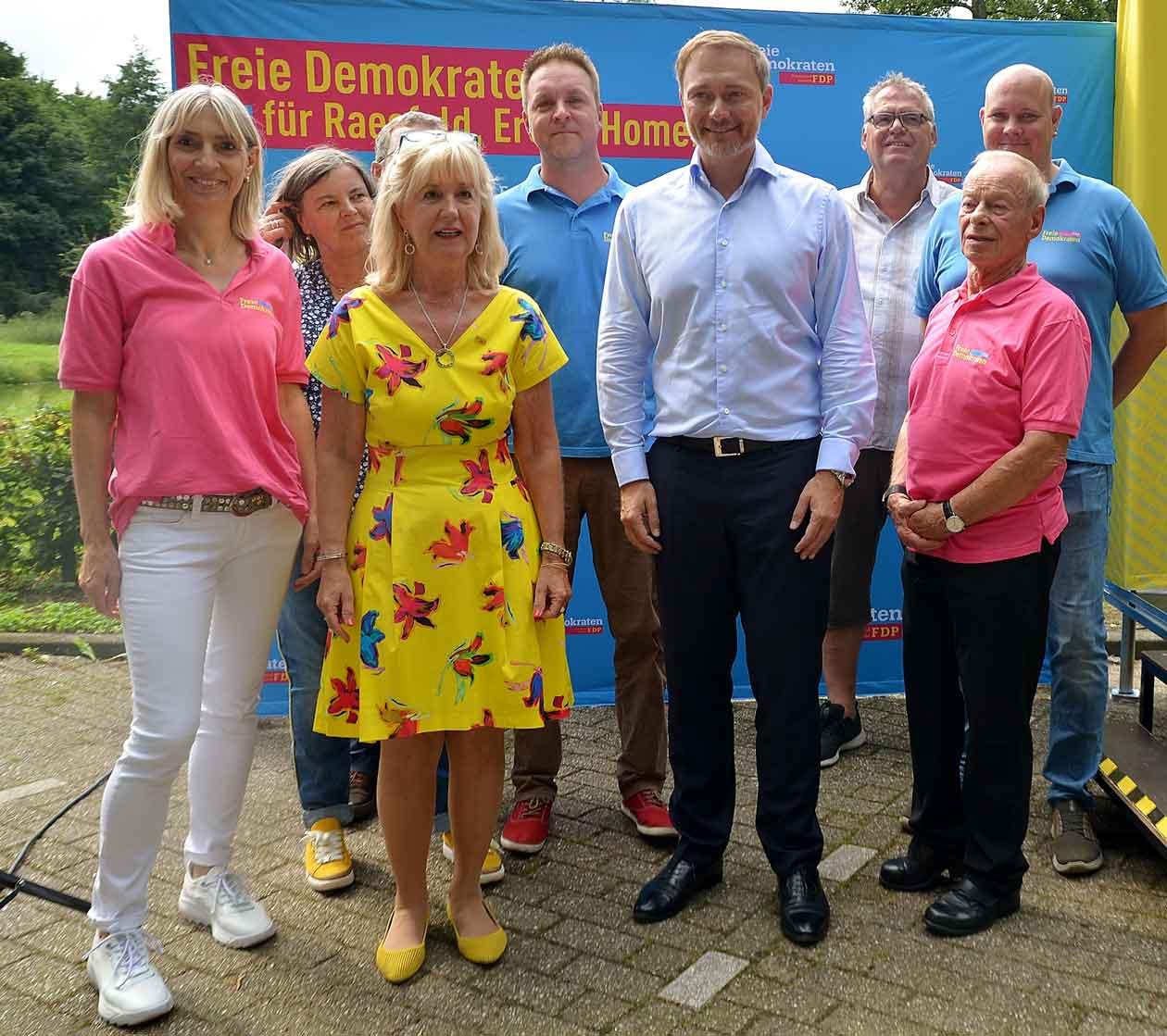 Christian-Lindern-FDP-in-Raesfeld