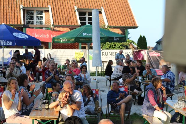Konzert Nickelmann und seine Schüler Raesfeld openair (