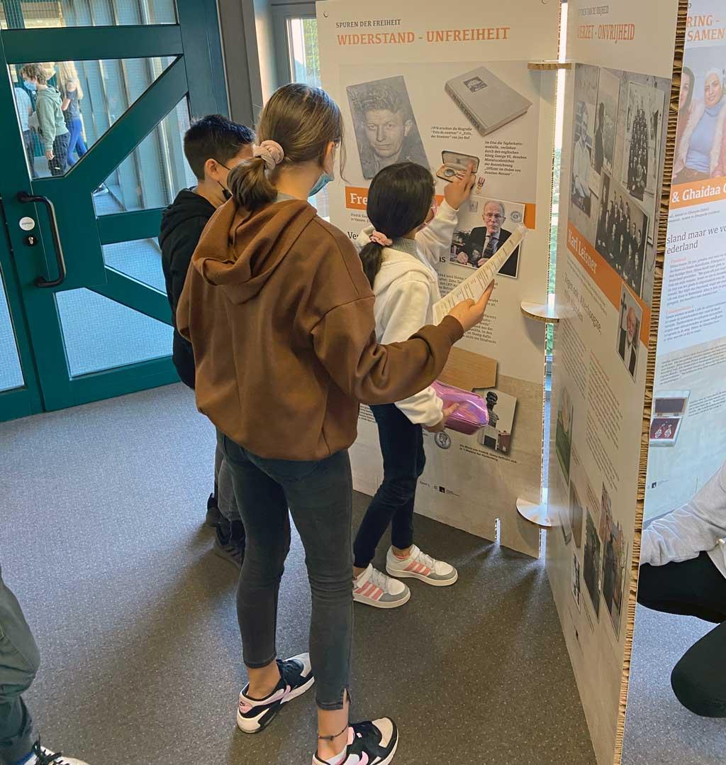 Ausstellung-Rathaus-Raesfeld-Gesamtschule