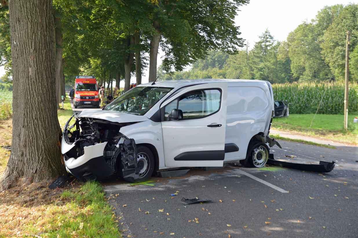 chwerer-Unfall-Rhader-Strasse-Raesfeld-Erle