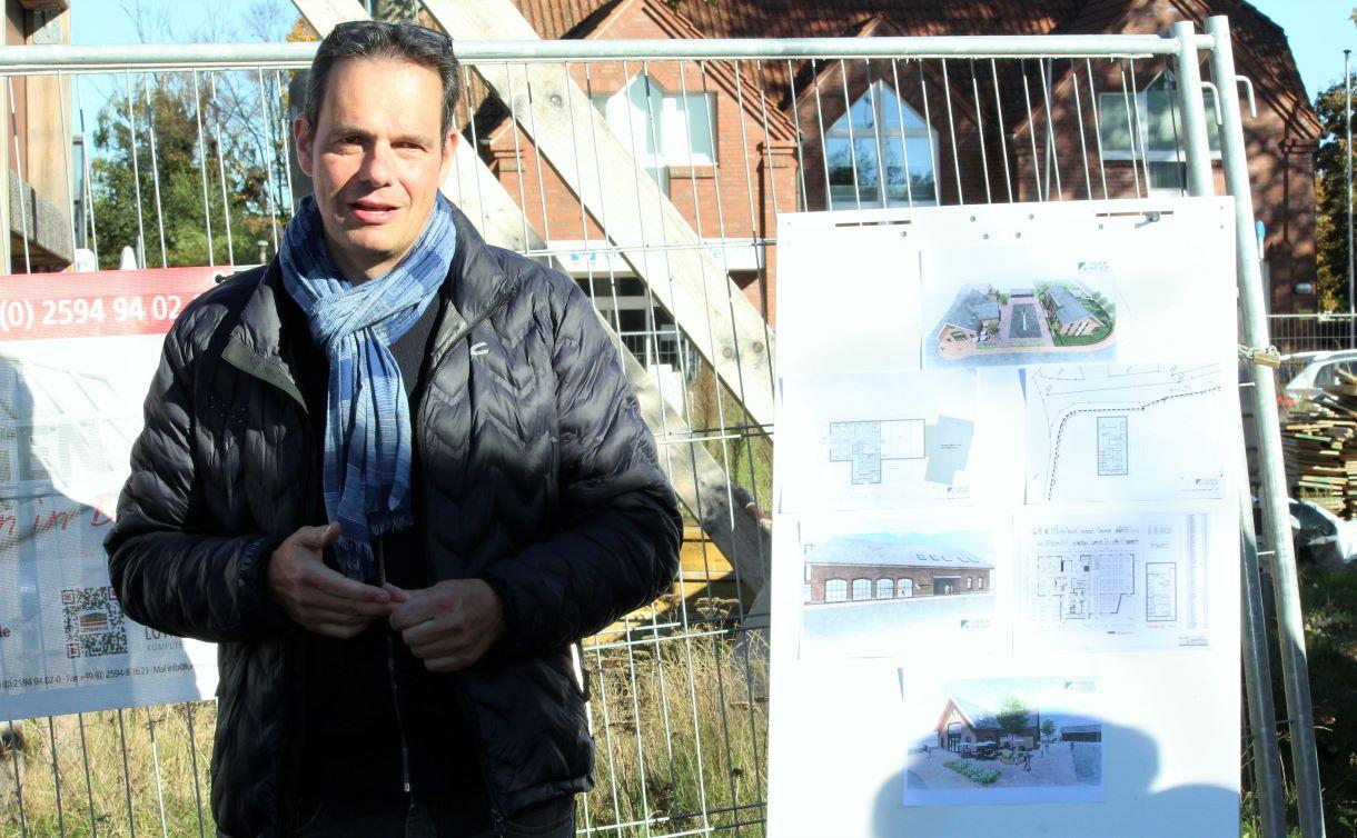 Andreas Grotendorst Dorfgemeinschaftshaus Erle