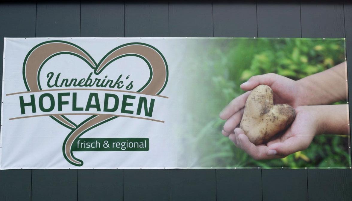 Hofladen-Unnebrink-Erle