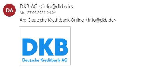 Phishingmail Banken Betrug