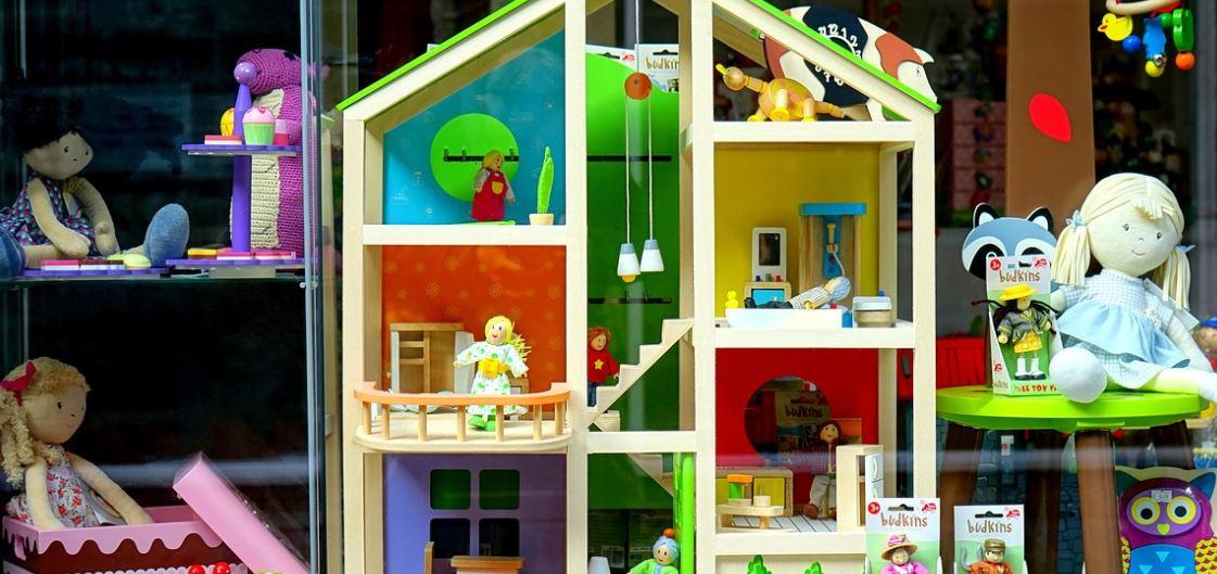 Raesfeld Spielzeugmarkt